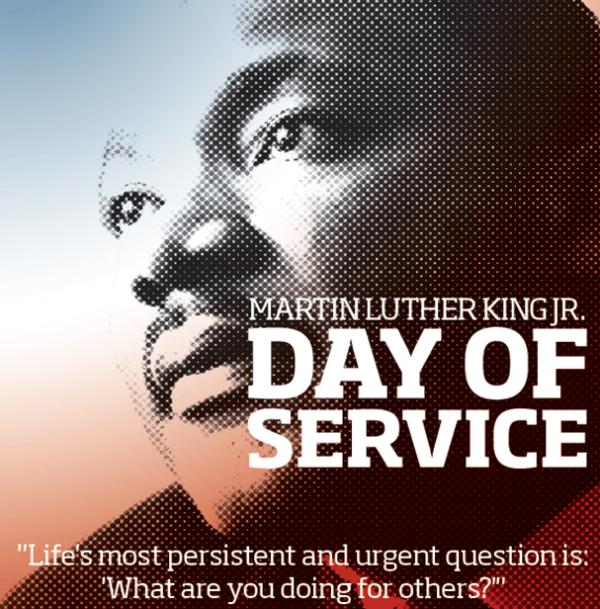 2017 MLK Day of Service