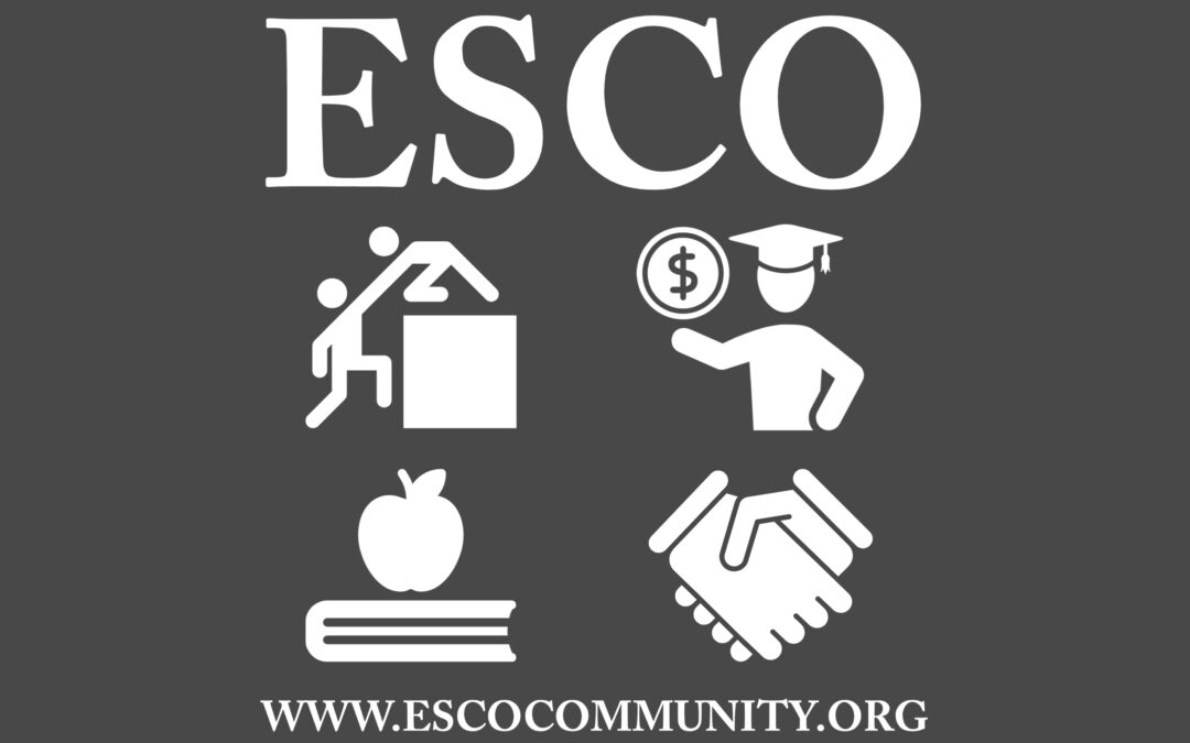 ESCO Programming Updates – July 2020