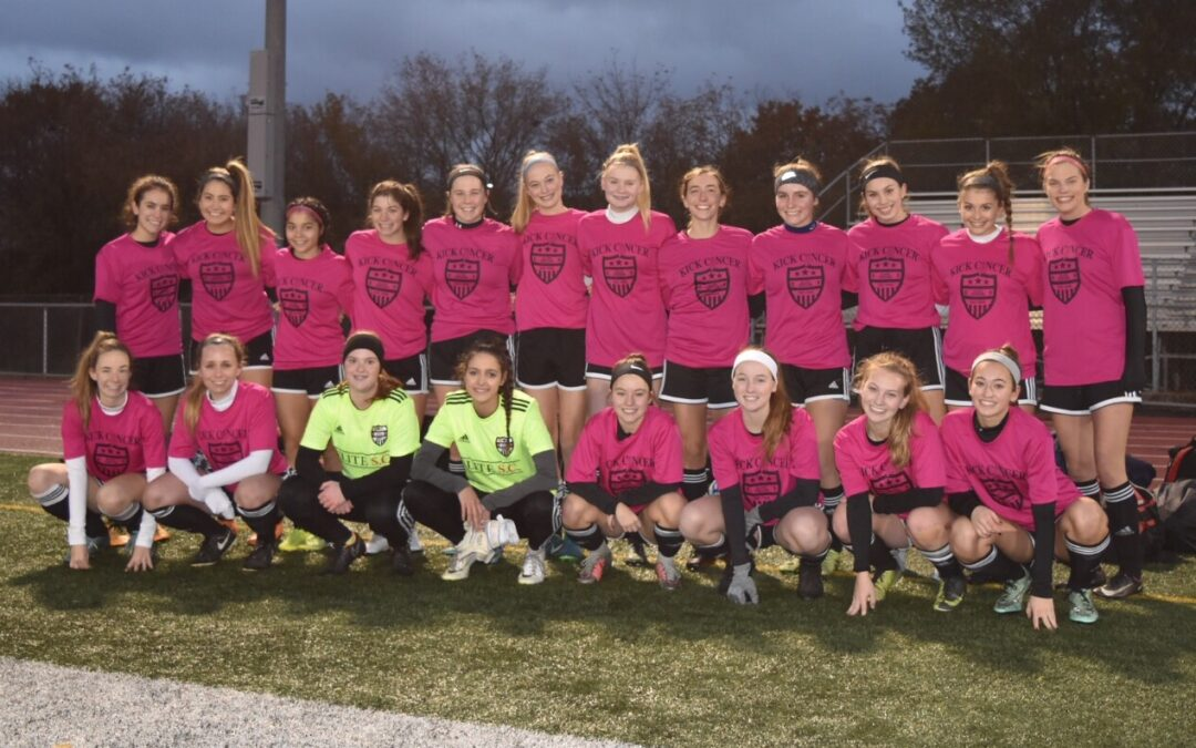 2019 Breast Cancer Awareness Month Pinktober Pink Out Game